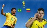 البرازيل كولومبيا