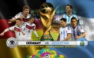 ألمانيا تواجه الأرجنتين