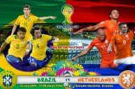 البرازيل هولندا