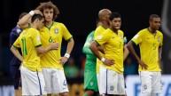 حسرة لاعبي البرازيل