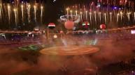 مراسام افتتاح البطولة الماضية
