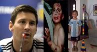 الطفل دانيال و طفل فلسطيني