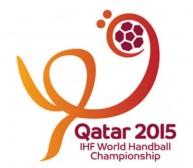 شعار كأس العالم لكرة اليد 2015