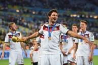 هاملز وفرحته ببطولة كأس العالم