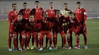 منتخب الأردن الأولمبي