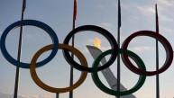 شعار اللجنة الأوليمبية