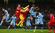 من مباراة سابقة بين الفريقين