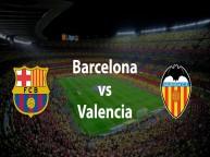 برشلونة يستضيف فالنسيا