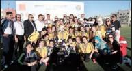 فريق نادي عمان النسوي