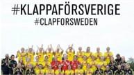 هاشتاج منتخب السويد