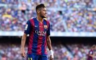 نيمار بقميص برشلونة