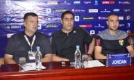 عبد القادر وشفيع بالمؤتمر الصحفي