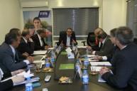 اجتماع اللجنة المنظمة