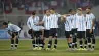 حسرة لاعبي الأرجنتين