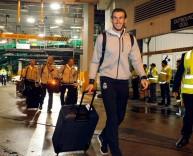 من وصول فريق ريال مدريد إلى ميلبورن