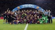 من تتويج فريق برشلونة