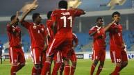 منتخب عمان لكرة القدم