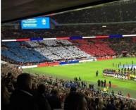 من مباراة فرنسا وانجلترا