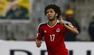 اللاعب المصري محمد النني