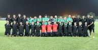 بعثة المنتخب الأولمبي في الإمارات