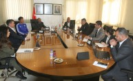 الإتحاد الأردني يجتمع مع ستيوارت جيلينج