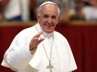 بابا الفاتيكان فرانسيس الأول