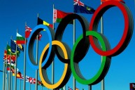 شعار دورة الألعاب الأوليمبية