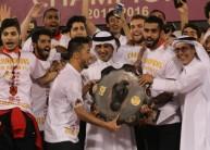 تتويج نادي الريان بلقب دوري نجوم قطر