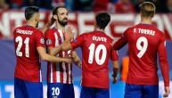 لاعبي أتلتيكو  مدريد