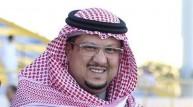 رئيس النصر السعودي فيصل بن تركي
