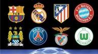 الأندية المتأهلة لربع نهائي أبطال أوروبا