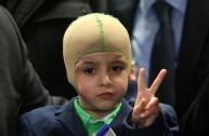 الطفل الفلسطيني أحمد الدوابشة