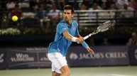 لاعب التنس الصربي دبوكوفيتش
