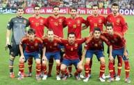 ارشيفية للاعبي منتخب اسبانيا