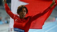 العداءة البحرينية أولكيمي أديكويا