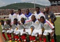 منتخب أفريقيا الوسطى