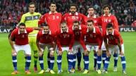 المنتخب التشيلي