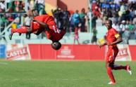 لاعبو ناميبيا