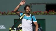 لاعب التنس الإسباني رافائيل نادال (رويترز)