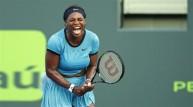 لاعبة التنس الأمريكية سيرينا وليامز (رويترز)