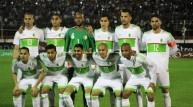 منتخب الجزائر (أرشيف)