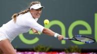 لاعبة التنس أزارينكا (رويترز)