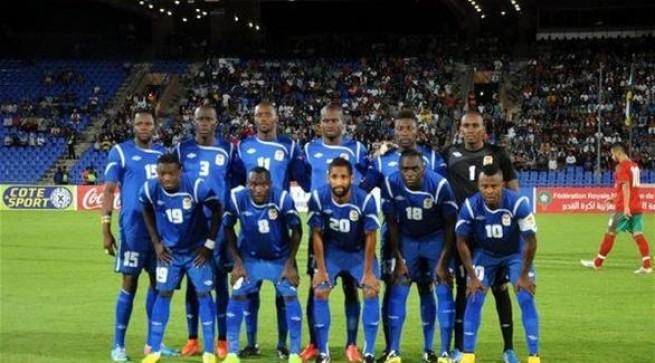 منتخب أفريقيا الوسطى (أرشيف)